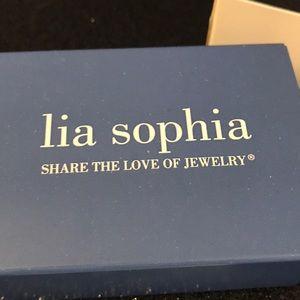 Lia Sophia Jewelry - Lia Sophia silver earrings